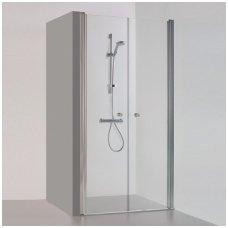 Baltijos Brasta dušo durys Gerda 1000