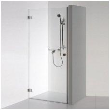 Baltijos Brasta dušo durys GUNDA 1000x1900
