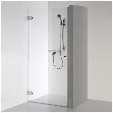 Baltijos Brasta dušo durys Ieva 800