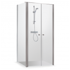 Baltijos Brasta kvadratinė dušo kabina Erika 900x900