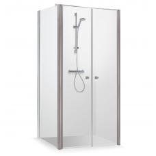 Baltijos Brasta kvadratinė dušo kabina Erika 1000x1000