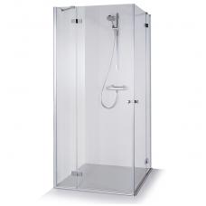 Baltijos Brasta kvadratinė dušo kabina LORA 800x800