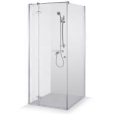 Baltijos Brasta kvadratinė dušo kabina NINA PLIUS 900x900