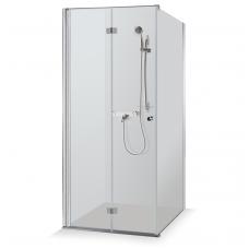Baltijos Brasta kvadratinė dušo kabina Sandra 1000x1000