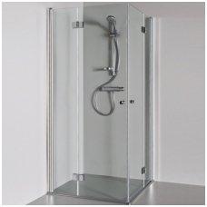 Baltijos Brasta kvadratinė dušo kabina Simona 1000x1000