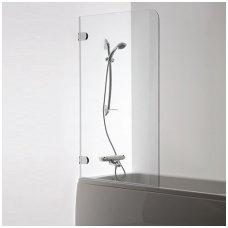 Baltijos Brasta vonios sienelė Meda 800x1500