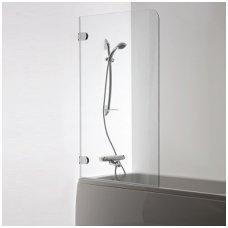 Baltijos Brasta vonios sienelė Meda 700x1500
