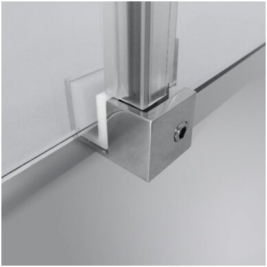 Baltijos Brasta dušo durys GABIJA SOFT 1300 9