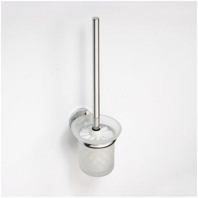 Bemeta pakabinamas WC šepetys Omega 104113012