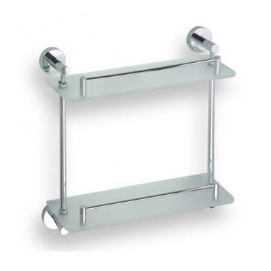 Bemeta stiklinės lentynėlės Omega 104202122