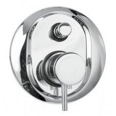 Bugnatese potinkinis termostatinis maišytuvas voniai/dušui Kobuk 2278