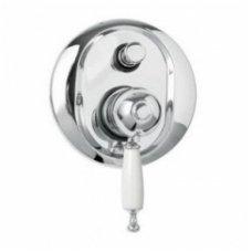 Bugnatese potinkinis termostatinis maišytuvas voniai/dušui Oxford 6378