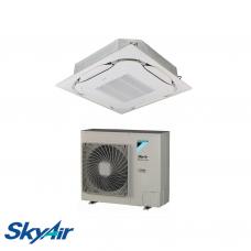 Daikin šilumos siurblys oro kondicionierius Round Flow SkyAir FCAG140B + RZAG140NY1