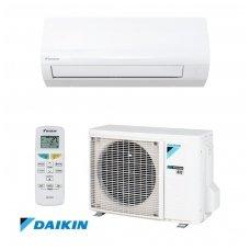 Daikin šilumos siurblys oro kondicionierius Sensira FTXF25A + RXF25A