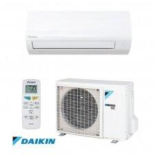 Daikin šilumos siurblys oro kondicionierius Sensira FTXF71A + RXF71A