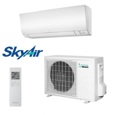 Daikin šilumos siurblys oro kondicionierius Perfera SkyAir FTXM35R + RZAG35A