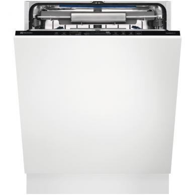 Electrolux įmontuojama indaplovė EEC87300L