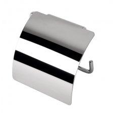 Geesa tualetinio popieriaus laikiklis su dangteliu Hotel 91145