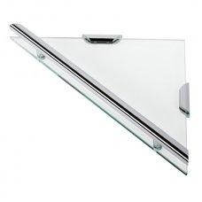Geesa kampinė stiklinė lentynėlė Nemox 916521-02