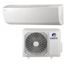 Gree šilumos siurblys oro kondicionierius GWH09QB-K6DNC2E/I-GWH09QB-K6DNA1E/O