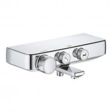 Grohe termostatinis maišytuvas dušui Grohtherm SmartControl