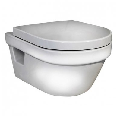 Gustavsberg pakabinamas WC Hygienic Flush 5G84