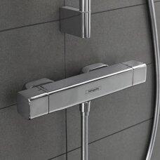 Hansgrohe termostatinis maišytuvas dušui Ecostat E