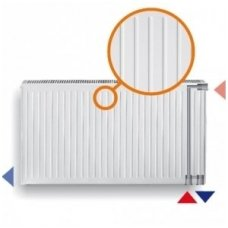 HM Heizkorper plieninis radiatorius 22x600 (ilgis pasirinktinai)