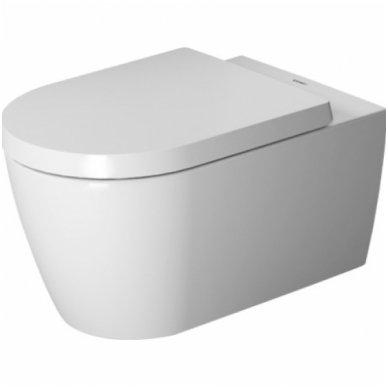 Duravit pakabinamas WC su dangčiu ME by Starck (Rimless) 45290900A1