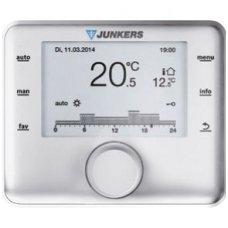 Junkers nuo lauko temperatūros valdomas reguliatorius su lauko jutikliu CW 400