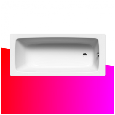 Kaldewei plieninė vonia +perlo efektas 1500x700 Cayono 747