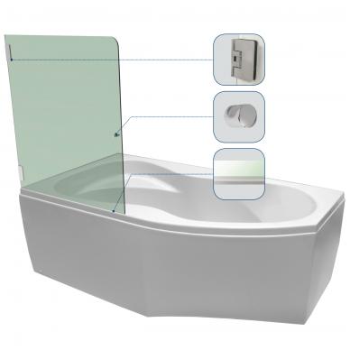 Kyma vonios sienelė 730 LIMA-2
