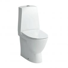 Laufen pastatomas WC su dangčiu Pro N Rimless +LCC