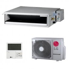 LG vidutinio slėgio šilumos siurblys oro kondicionierius Standard Inverter CM18F/UUB1