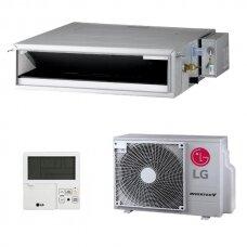 LG vidutinio slėgio šilumos siurblys oro kondicionierius H-Inverter UM18FH/UUB1