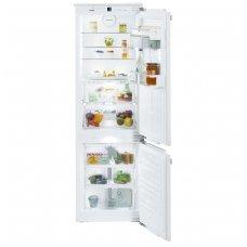 Liebherr įmontuojamas šaldytuvas su šaldikliu ICBN 3376 Premium