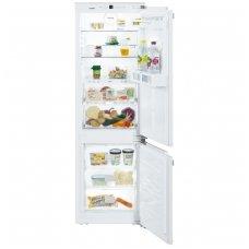 Liebherr įmontuojamas šaldytuvas su šaldikliu ICBN 3324-21 Comfort