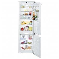 Liebherr įmontuojamas šaldytuvas su šaldikliu ICBN 3386 Premium