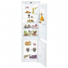 Liebherr įmontuojamas šaldytuvas su šaldikliu ICBS 3324 Comfort