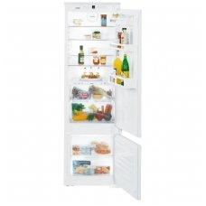 Liebherr įmontuojamas šaldytuvas su šaldikliu ICBS 3224 Comfort