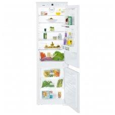 Liebherr įmontuojamas šaldytuvas su šaldikliu ICS 3334 Comfort