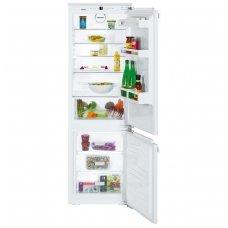 Liebherr įmontuojamas šaldytuvas su šaldikliu ICP 3334 Comfort
