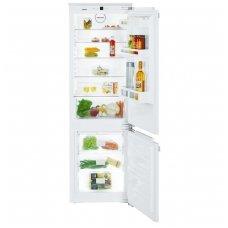 Liebherr įmontuojamas šaldytuvas su šaldikliu ICUN 3324 Comfort
