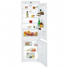 Liebherr įmontuojamas šaldytuvas su šaldikliu ICUNS 3324 Comfort