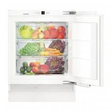 Liebherr po stalviršiu įmontuojamas šaldytuvas SUIB 1550 Premium