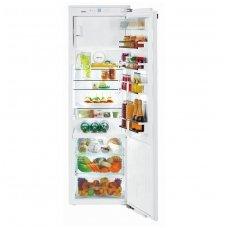 Liebherr įmontuojamas šaldytuvas su šaldikliu IKBP 3554 Premium