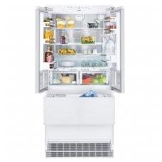 Liebherr įmontuojamas šaldytuvas su šaldikliu ECBN 6256 PremiumPlus