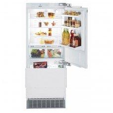 Liebherr įmontuojamas šaldytuvas su šaldikliu ECBN 5066 PremiumPlus