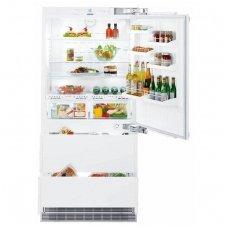 Liebherr įmontuojamas šaldytuvas su šaldikliu ECBN 6156 Premium Plus
