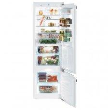 Liebherr įmontuojamas šaldytuvas su šaldikliu ICBP 3256 Premium